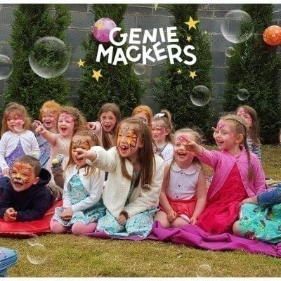 Genie Mackers - Kids Corporate Entertainment Packages