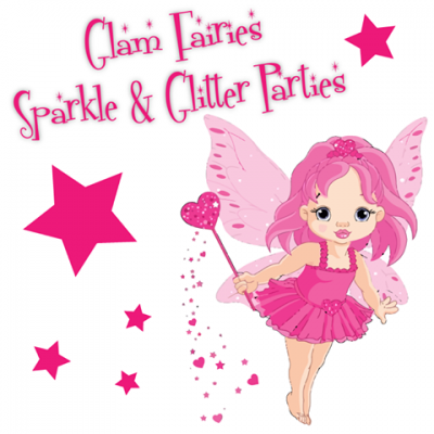 Glam fairies parties - Pamper party