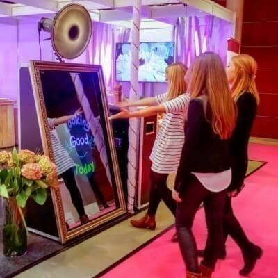 Party Mirror - Photo booths