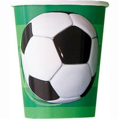 Football themed mugs