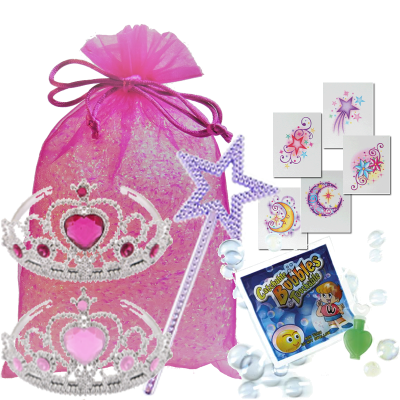 Princess Party Bags