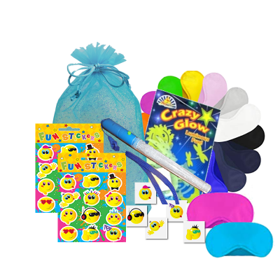 Sleepover Party Bags