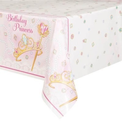 Princess themed tablecover