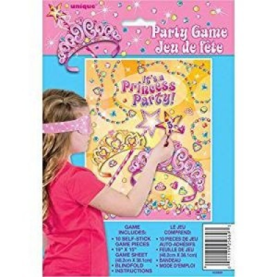 Princess themed party game