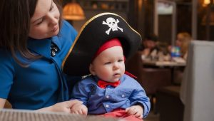 Pirate kid theme party