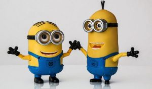 Minons kids party