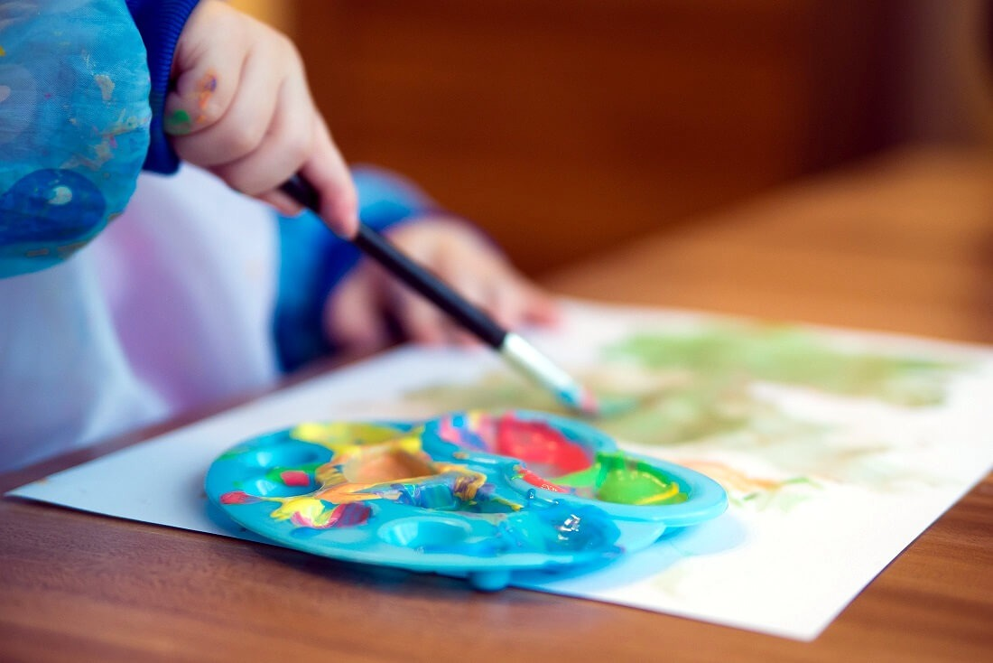 6 Easy Arts And Crafts Activities To Do With Kids Partywizz Blog