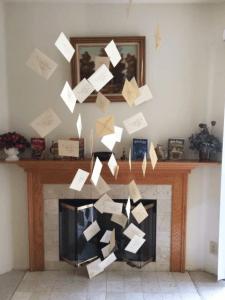 Harry potter decoration ideas
