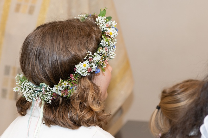 Planning a First Communion Party
