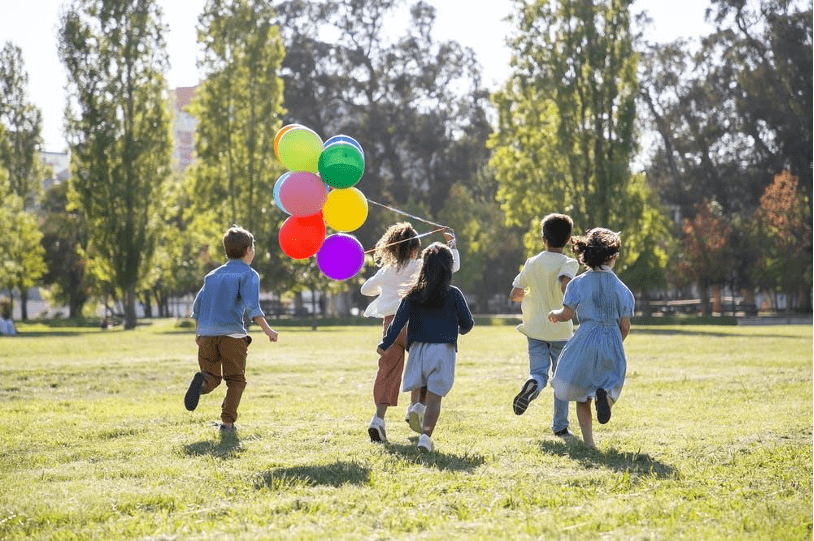 Outdoor birthday party ideas for kids